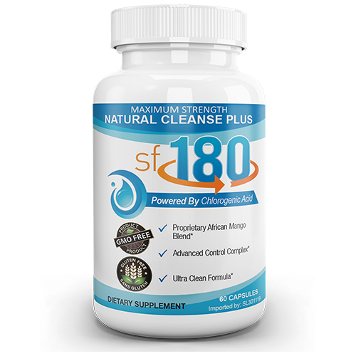 SF180 NATURAL CLEANSE